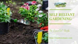 Self Reliant Gardening featured image