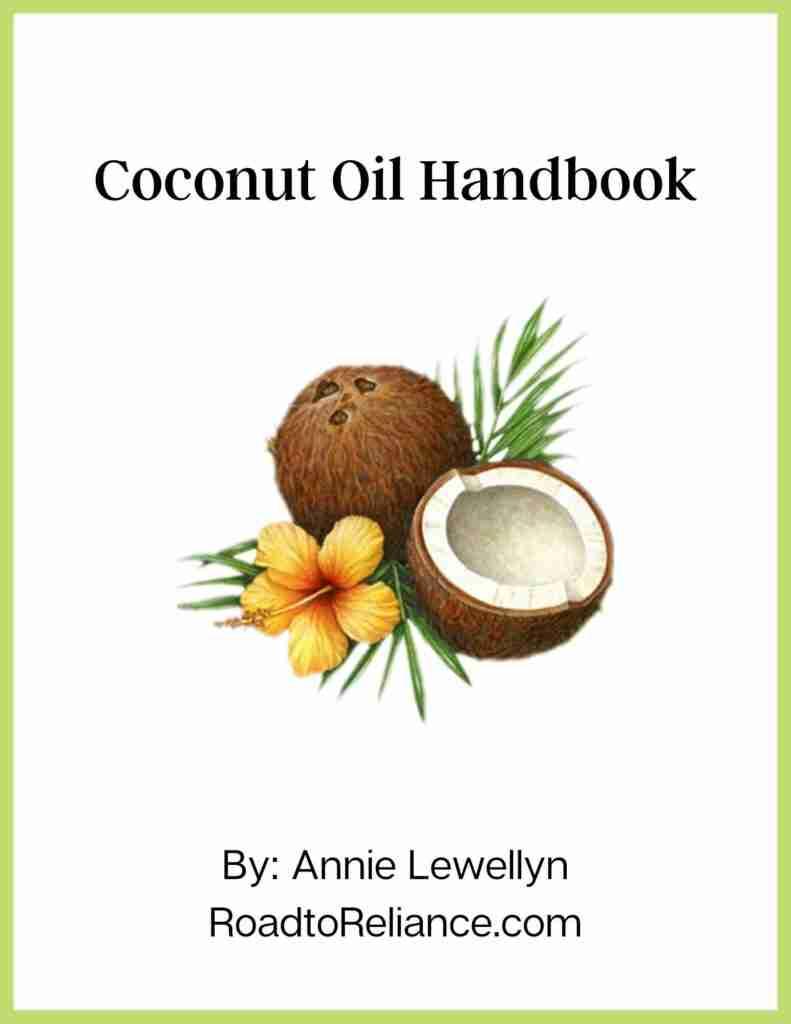 Coconut Oil Handbook PDF