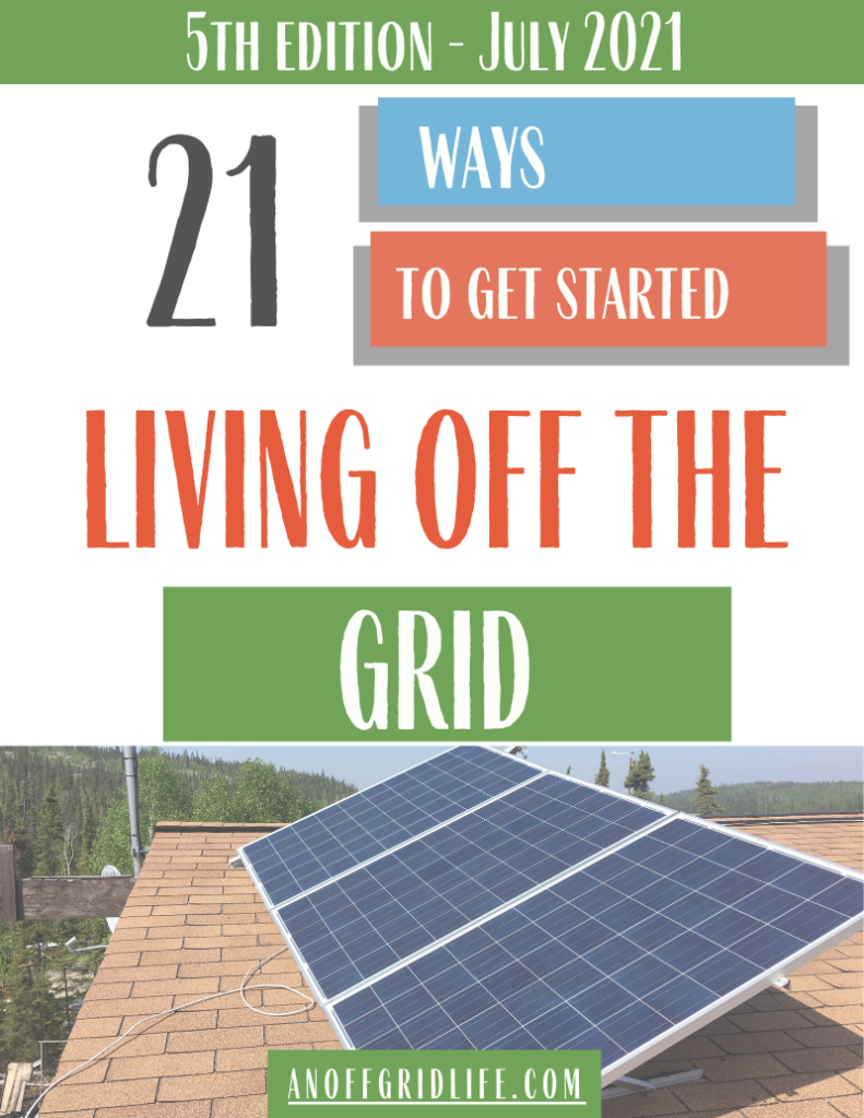 An Off Grid Life
