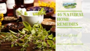 Natural Home Remedies featured image
