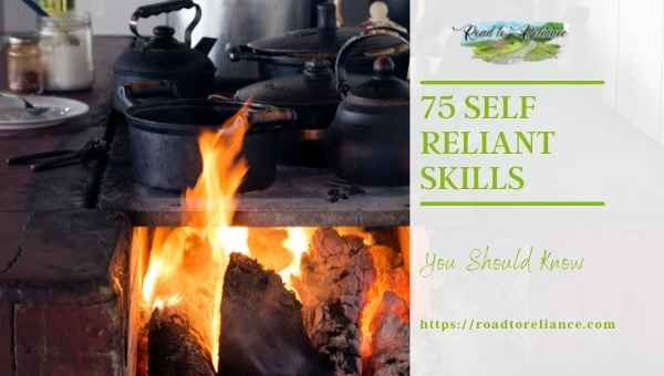 Self Reliant Skills featured image