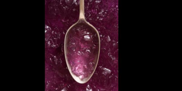 Beautyberry jello