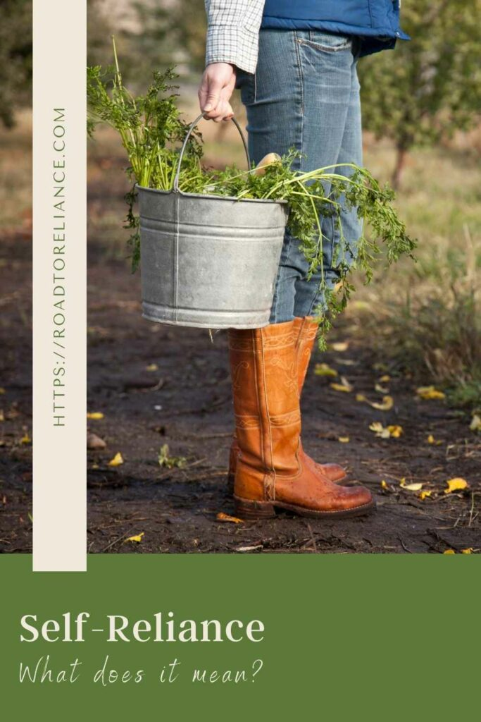Self-Reliance has become a priority and a lifestyle for many people lately. But what exactly is self-reliance? Find out here.